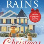 """Book Cover for """"Christmas on Mistletoe Lane"""" by Annie Rains"""