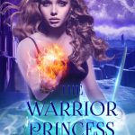 """Book Cover for """"The Warrior Princess"""" by Siobhan Davis"""