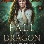 """Book Cover for """"Fall of the Dragon"""" by Rebecca Ethington"""