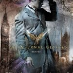 """Book Cover for """"Clockwork Angel"""" by Cassandra Clare"""