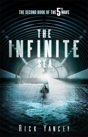 """Book Cover for """"The Infinite Sea"""" by Rick Yancey"""