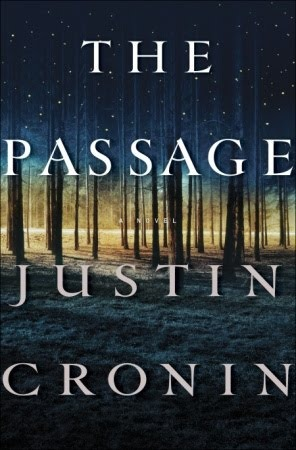 """Book Cover for """"The Passage"""" by Justin Cronin"""
