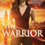 """Book Cover for """"The Warrior"""" by Sarah Fine"""