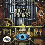 """Book Cover for """"Mortal Engines"""" by Philip Reeve"""