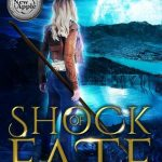 """Book Cover for """"Shock of Fate"""" by D.L. Armillei"""