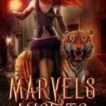 """Book Cover for """"Marvels and Misfits"""" by Scarlett Dawn"""