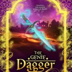 """Book Cover for """"The Genie Dagger"""" by Bethany Wicker"""