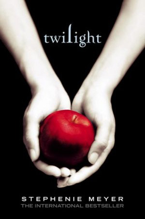 """Book Cover for """"Twilight"""" by Stephenie Meyer"""