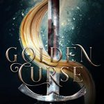 """Book Cover for """"Golden Curse"""" by M. Lynn"""