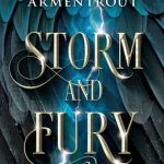 """Book Cover for """"Storm and Fury"""" by Jennifer L. Armentrout"""