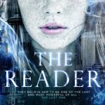 """Book Cover for """"The Reader"""" by M.K. Harkins"""