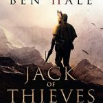 """Book Cover for """"Jack of Thieves"""" by Ben Hale"""