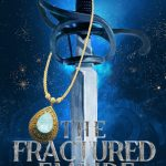"""Book Cover for """"The Fractured Empire"""" by Robin D. Mahle"""