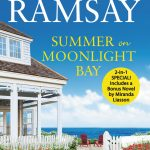 """Book Cover for """"Summer on Moonlight Bay"""" by Hope Ramsay"""