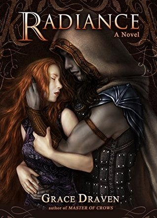 """Book Cover for """"Radiance"""" by Grace Draven"""