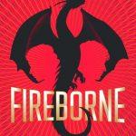 "Book Cover for ""Fireborne"" by Rosaria Munda"