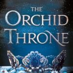 """Book Cover for """"The Orchid Throne"""" by Jeffe Kennedy"""