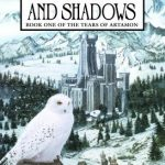 """Book Cover for """"Lord of Snow and Shadows"""" by Sarah Ash"""