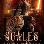 """Book Cover for """"Scales & Skeletons"""" by Scarlett Dawn"""