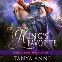 Review: The King's Favorite by Tanya Anne Crosby