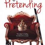 """Book Cover for """"Just Pretending"""" by Leah and Kate Rooper"""
