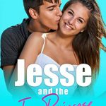 """Book Cover for """"Jesse and the Ice Princess"""" by Michelle MacQueen"""