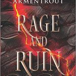 """Book Cover for """"Rage and Ruin"""" by Jennifer L. Armentrout"""