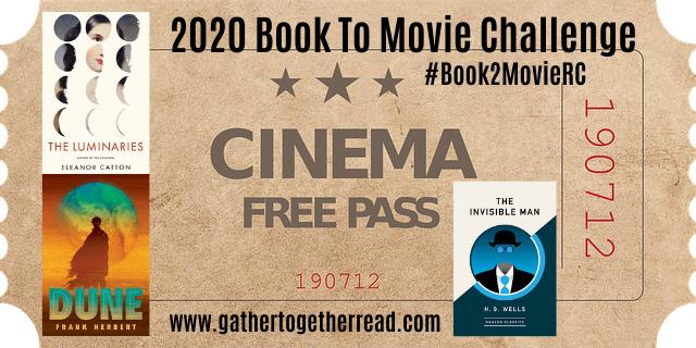 2020 Book to Movie Challenge