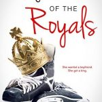 """Book Cover for """"Just One of the Royals"""" by Leah and Kate Rooper"""