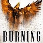 """Book Cover for """"Burning"""" by Tamar Sloan and Heidi Catherine"""