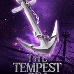 """Book Cover for """"The Tempest Sea"""" by Robin D. Mahle"""