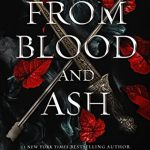 """Book Cover for """"From Blood and Ash"""" by Jennifer L. Armentrout"""