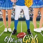 """Book Cover for """"One of the Girls"""" by Robin Daniels"""