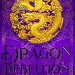 "Book Cover for ""Dragon Rebellion"" by M. Lynn"