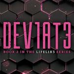 """Book Cover for """"DEV1AT3"""" by Jay Kristoff"""