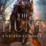 """Book Cover for """"The Hunt"""" by Frost Kay"""