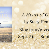 Blog Tour: A Heart of Gold by Stacy Henrie