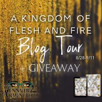 Blog Tour: A Kingdom of Flesh and Fire by Jennifer L. Armentrout