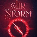 """Book Cover for """"Air Storm"""" by Kay L. Moody"""