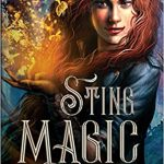 """Book Cover for """"Sting Magic"""" by Sarah K.L. Wilson"""