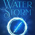 """Book Cover for """"Water Storm"""" by Kay L. Moody"""
