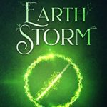 """Book Cover for """"Earth Storm"""" by Kay L. Moody"""