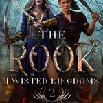 """Book Cover for """"The Rook"""" by Frost Kay"""