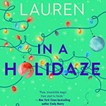 """Book Cover for """"In a Holidaze"""" by Christina Lauren"""