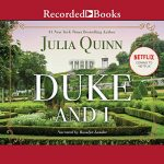 """Audiobook Cover for """"The Duke and I"""" by Julia Quinn"""