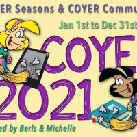 #COYER 2021 Summer Season….Challenge Accepted!