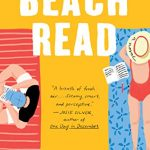 """Book Cover for """"Beach Read"""" by Emily Henry"""
