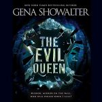 """Audiobook Cover for """"The Evil Queen"""" by Gena Showalter"""