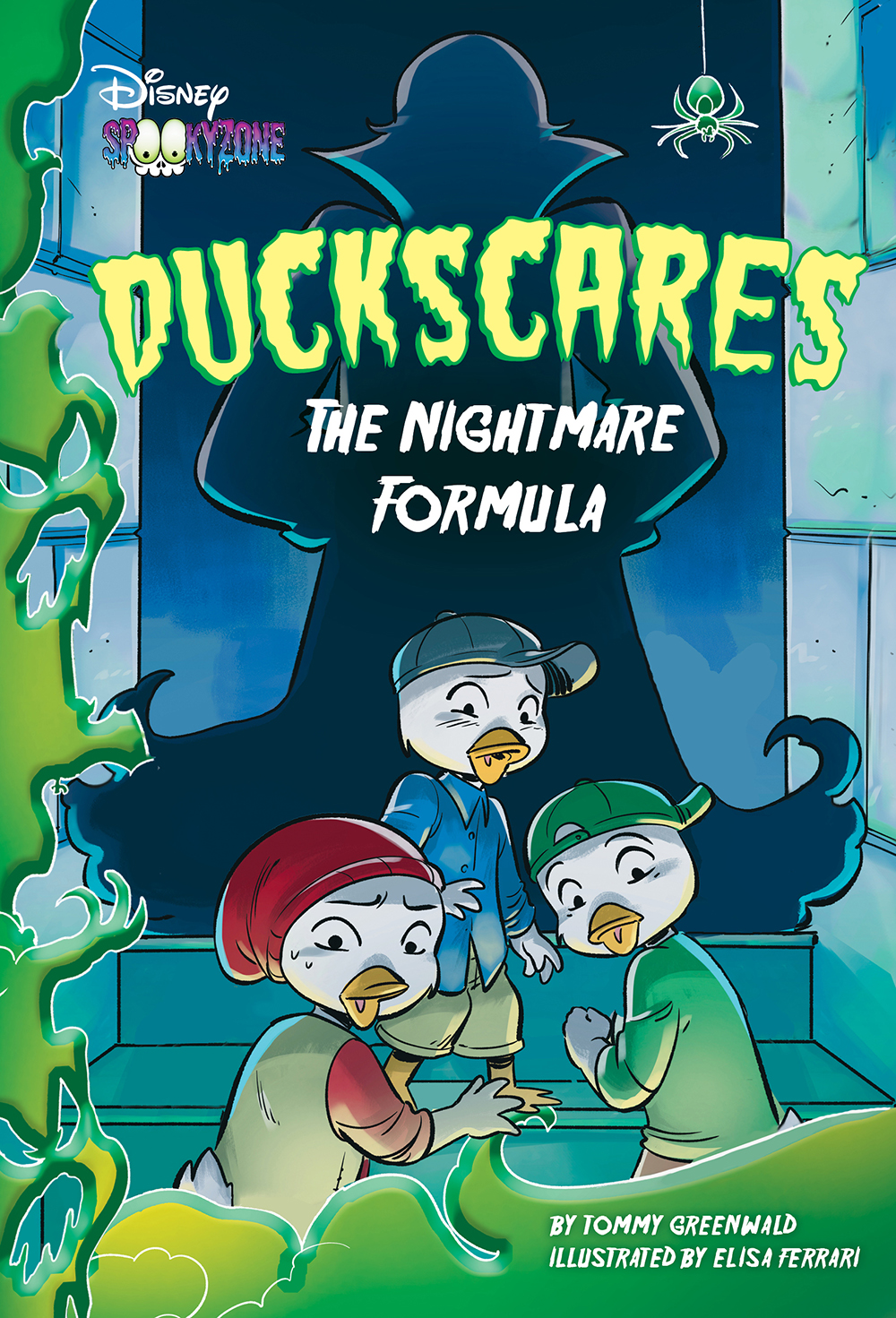 The Nightmare Formula by Tommy Greenwald