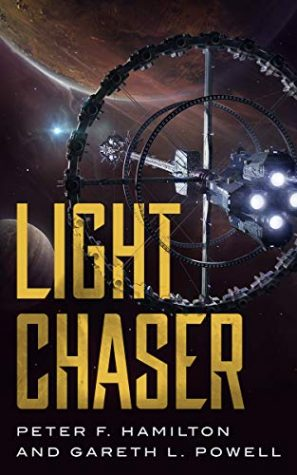 Review: Light Chaser by Peter F. Hamilton & Gareth L. Powell